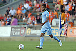 06 June 2015: Minnesota's Juliano Vicentini (BRA). The Carolina RailHawks hosted Minnesota United FC at WakeMed Stadium in Cary, North Carolina in a North American Soccer League 2015 Spring Season match. The game ended in a 1-1 tie.