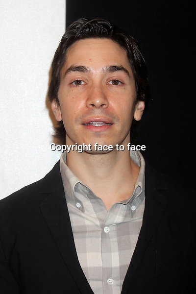 "Justin Long attends the world premiere of ""A Case of You"" at The 2013 Tribeca Film Festival at BMCC Tribeca Performing Arts Center in New York, 21.04.2013. .Credit: Rolf Mueller/face to face"