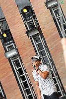 SÃO PAULO,SP, 07.11.2015 - FESTIVAL-PROMESSAS - Tom Carfi durante o  Festival Promessas 2015, que acontece no Campo de Marte, zona norte de São Paulo, neste sábado, 7. (Foto: Douglas Pingituro/Brazil Photo Press/Folhapress)