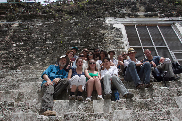 Program for Belize, La Milpa Mayan ruins, Santa Monica College Archeology students, University of Texas Archeology, University of Massachusetts Archeology, Philadelphia Community College Archeology, Rio Hondo Archeology, Lamanai, Guatemalan Ruins, Tikal,  Belize June July, 2010..Benjamin Barzilai, Ashley Knoll, Gerard Burkhart, Amanda Bojorquez, Nima Moallem, Tali Homsey, Amanda Walker, Bella Quesada, Cat Berken, Elizabeth Berken, Maxwell Bay, Matthew Folsom Christina Carolus, Chloe Sinclair, Bianca Gentil...Photo/Gerard Burkhart.818-207-0273..