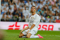 FUTBOL. LIGA BBVA. Real Madrid vs Malaga. 26/9/15