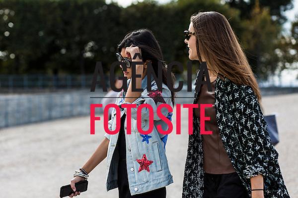 Street Style<br /> <br /> Paris Verao 2017<br /> <br /> Outubro 2016<br /> <br /> FOTOSITE