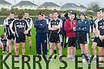 PS Inbhear Sceine Tom o'Connor and his young team were bitterly dissapointed after losing the Corn Sheain Ui Mhurchu final in Killarney on Saturday