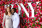 NEW YORK, NY - JUNE 10:  Joshua Henry (R) attends the 72nd Annual Tony Awards at Radio City Music Hall on June 10, 2018 in New York City.  (Photo by Walter McBride/WireImage)