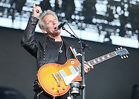 Don Felder performs at the 45th Festival d'ete de Quebec on the Plains of Abraham in Quebec city Tuesday July 10, 2012. The Festival d'ete de Quebec is Canada's largest music festival with more than 1000 artists and close to 300 shows over 11 days.