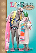 Samantha, NOTEBOOKS, paintings,+couple, fun,++++Pool Partners master,AUKP31,#NB# Humor, lustig, divertido
