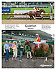 Guderian winning at Delaware Park racetrack on 6/19/14