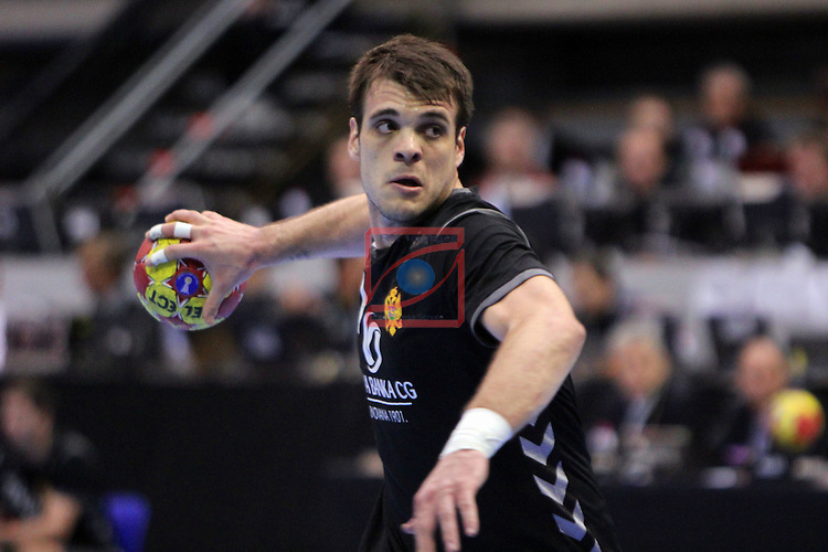Marko Simovic. TUNISIA vs MONTENEGRO: 27-25 - Preliminary Round - Group A