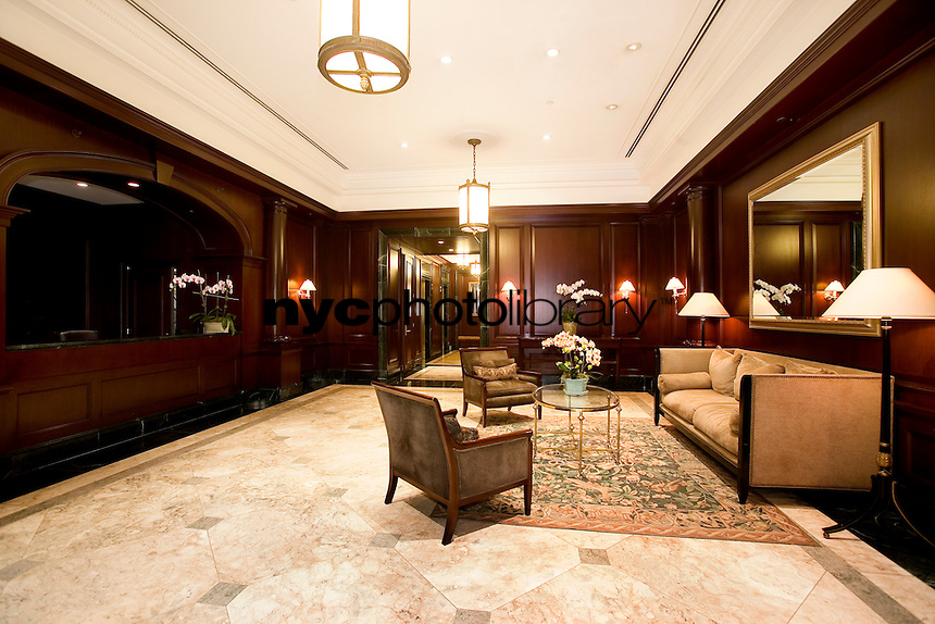 Lobby at 15 West 63rd Street