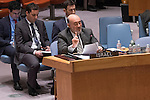 President of the Security Council Briefs Press on Security Council Consultations<br />