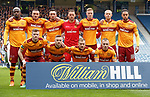 Motherwell team