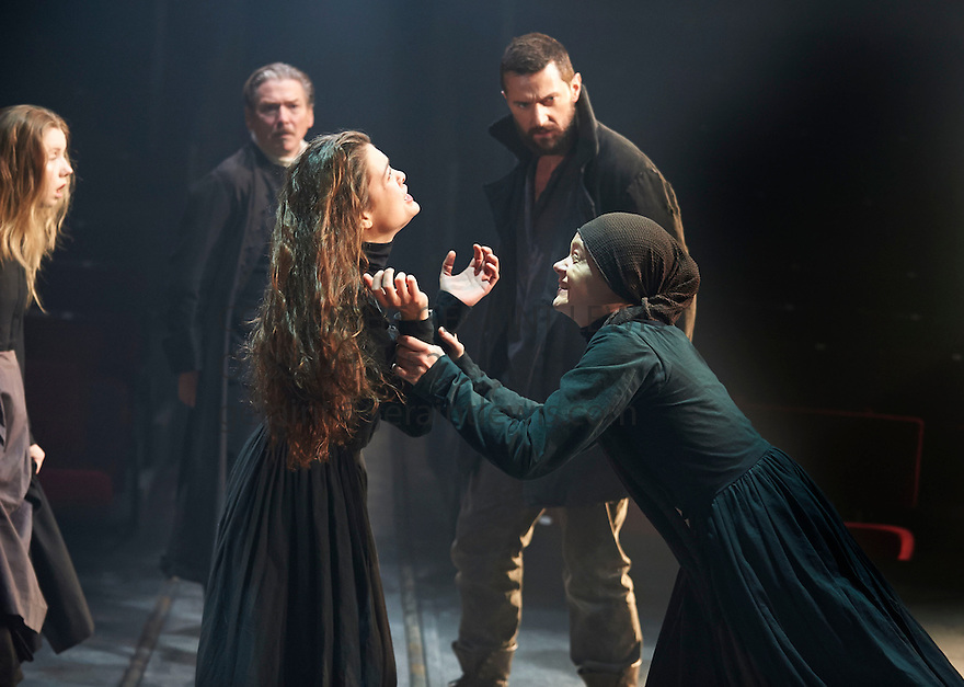 john proctor versus abigail williams in the crucible by arthur miller John proctor, jr, left ipswich in in arthur miller's 1953 play the crucible, miller depicts abigail williams and john proctor as former lovers and miller.
