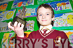 A LITTLE CHAMP: Eight year old Ronan Magee from Cnocgorm, Tralee won 1st place for the under 10s at the All Ireland Junior Chess Championships in Kilmurray Lodge, Limerick at the weekend. .