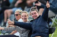 Fans during the Pro League Hockey match between the Blacksticks men and the Spain, Nga Punawai, Christchurch, New Zealand, Sunday 16 February 2020. Photo: Simon Watts/www.bwmedia.co.nz