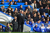 2nd December 2017, Stamford Bridge, London, England; EPL Premier League football, Chelsea versus Newcastle United; Newcastle United Manager Rafa Benítez