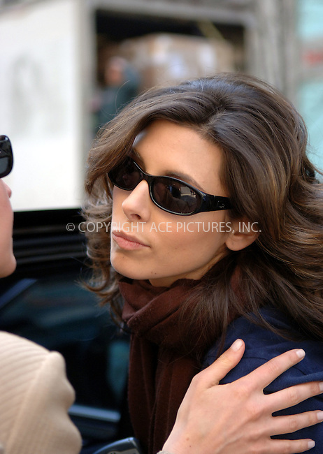 WWW.ACEPIXS.COM . . . . .  ....March 29 2006, New York City....**EXCLUSIVE-FEE MUST BE AGREED BEFORE USE**....'Sopranos' actress Jamie-Lynn Sigler signed for fans on her way out of the Martha Stewart Show in Manhattan.....Please byline: Brett Kaffee - ACEPIXS.COM..... *** ***..Ace Pictures, Inc:  ..(212) 243-8787 or (646) 769 0430..e-mail: info@acepixs.com..web: http://www.acepixs.com