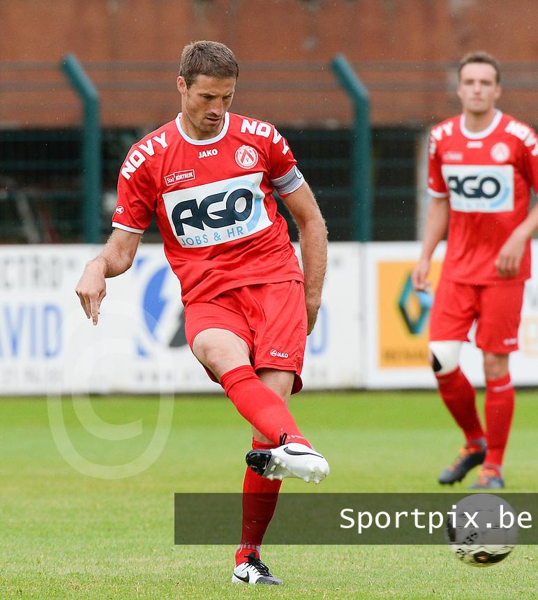 KV Kortrijk : Nebojsa Pavlovic<br /> foto VDB / BART VANDENBROUCKE