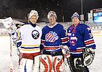2013.12.15 - Buffalo Sabres vs Rochester Amerks Alumni Game