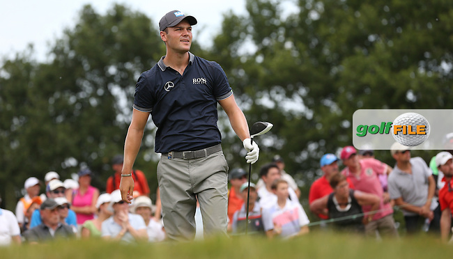 Martin Kaymer (GER) drives his way to another 69  during Round Three of the 2015 Alstom Open de France, played at Le Golf National, Saint-Quentin-En-Yvelines, Paris, France. /04/07/2015/. Picture: Golffile | David Lloyd<br /> <br /> All photos usage must carry mandatory copyright credit (&copy; Golffile | David Lloyd)