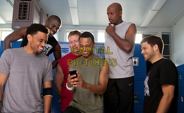 Michael Ealy, Kevin Hart, Gary Owen, Terrence J, Romany Malco & Jerry Ferrara.in Think Like a Man.*Filmstill - Editorial Use Only*.CAP/NFS.Supplied by Capital Pictures.