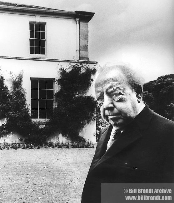 J.B. Priestley, 1969