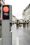 20080109 - France - Aquitaine - Pau<br /> TOUT LE CENTRE-VILLE DE PAU EST INTERDIT AUX VOITURES : SEULS PASSENT LES BUS, NAVETTES GRATUITES, VELOS ET PIETONS.<br /> Ref : CENTRE_PIETONNIER_006.jpg - © Philippe Noisette.
