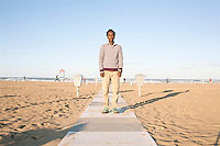 Italy / Emilia Romagna / Rimini / 19.9.2010 / Gueye Mbaye, or Billy in Italy, is 35 years old and comes from Senegal. <br />