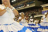 São Paulo, SP, 30-01-16, Ensaio Tecnico Carnaval-SP, Esaio tecnico da Escola de Samba Aguia de Ouro, no Sambódromo do Anhembi em SP, neste sabado, 30 (Foto: Paulo Guereta/Brazil Photo Press)