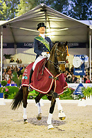 STUNNING NETHERLANDS MAKES A CLEAN SWEEP OF THE INTERCHEM PRIJS GRAND PRIX FREESTYLE CDIO5*: 1ST) NED-Adelinde Cornelissen (JERICH PARZIVAL NOP - not pictured); 2ND) NED-Edward Gal (GLOCK'S UNDERCOVER); 3RD) NED-Danielle Heijkoop (KINGSLEY SIRO NOP); 4TH) NED-Hans Peter Minderhoud (GLOCK'S JOHNSON TN): 2014 NED-CHIO Rotterdam (Saturday 21 June) CREDIT: Libby Law COPYRIGHT: LIBBY LAW PHOTOGRAPHY - NZL