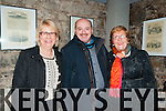 Mark Leen Concert: Attending thr Mark Leen - DJ Curtin concert at St. John's Arts Centre, Listowel on Thursday night last were Bridie O'Sullivan, John Kennelly & Valerie Collins.