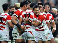 England v Japan. Quilter Internationals. November 17, 2018