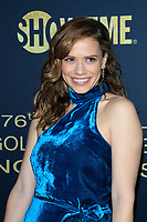LOS ANGELES - JAN 5:  Joy Lenz at the Showtime Golden Globe Nominees Celebration at the Sunset Tower Hotel on January 5, 2019 in West Hollywood, CA
