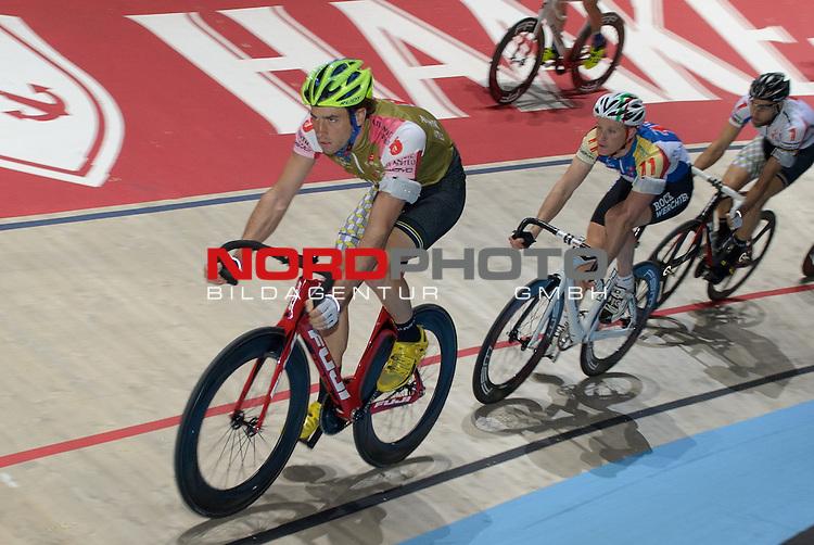 13.01.2014, &Ouml;VB Arena, Bremen, GER, Sixdays Bremen, im Bild Andreas Graf (Team Atlantic Hotels #5)<br /> <br /> Foto &copy; nordphoto / Frisch