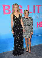 Nicole Kidman &amp; Reese Witherspoon at the premiere for HBO's &quot;Big Little Lies&quot; at the TCL Chinese Theatre, Hollywood. Los Angeles, USA 07 February  2017<br /> Picture: Paul Smith/Featureflash/SilverHub 0208 004 5359 sales@silverhubmedia.com