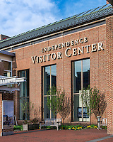 Independence Visitor Center, Philadelphia, Pennsylvania, USA