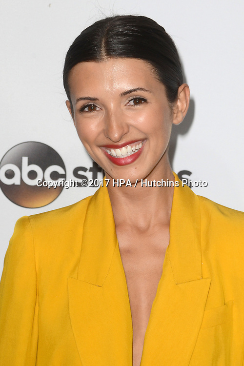 LOS ANGELES - MAY 21:  India de Beaufort at the 2017 ABC/Disney Media Distribution International Upfront at the Walt Disney Studios on May 21, 2017 in Burbank, CA