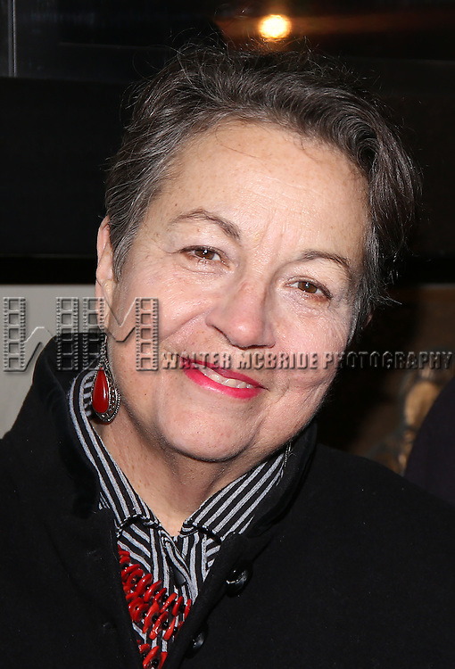 Deborah Brevoort attend the Manhattan Theatre Club's Broadway debut of August Wilson's 'Jitney' at the Samuel J. Friedman Theatre on January 19, 2017 in New York City.