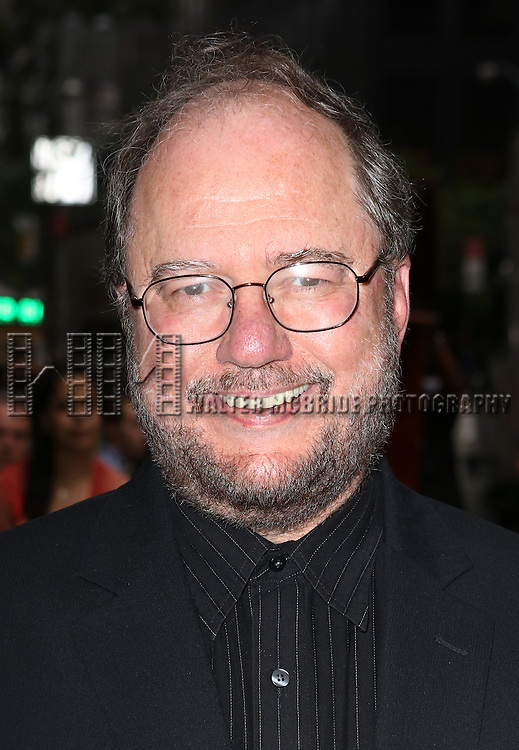 Rupert Holmes attend 'The Unavoidable Disappearance Of Tom Durnin' Opening Night at Laura Pels Theatre on June 27, 2013 in New York City.