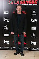 "Alberto San Juan attends ""La Ignorancia de la Sangre"" presentation at Princesa Cinema in Madrid, Spain. November 13, 2014. (ALTERPHOTOS/Carlos Dafonte)"