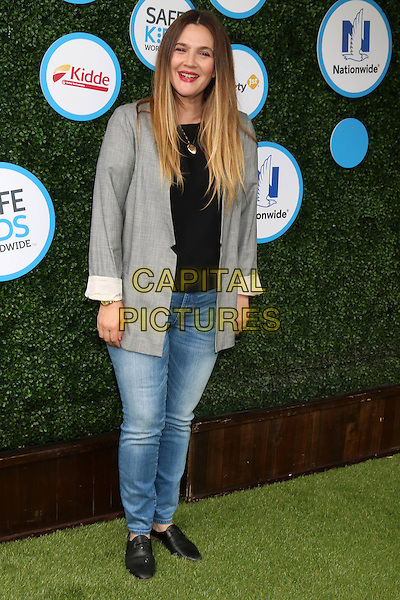 Drew Barrymore at Safe Kids Day at Smashbox Studios on April 24, 2016 in Culver City, California. <br /> CAP/MPI/DE<br /> &copy;DE/MPI/Capital Pictures