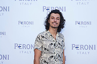 Rafael Cebrian attends Gia Coppola x Peroni Grazie Cinema Series on July 28, 2015 (Photo by Nathan Telea/Guest of A Guest)