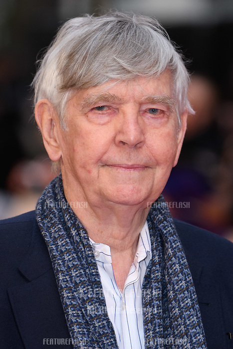 Tom Courtenay at 'The Guernsey Literary and Potato Peel Pie Society' film premiere, London, UK. <br /> 09 April  2018<br /> Picture: Steve Vas/Featureflash/SilverHub 0208 004 5359 sales@silverhubmedia.com
