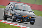 Steve Reynolds/John Ridgeon - Double R Racing Renault Clio 16v