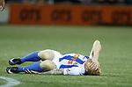 Chris Burke injured