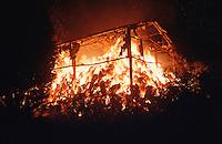 Barn fire.©shoutpictures.com..john@shoutpictures.com