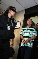 RIO DE JANEIRO,14 DE  FEVEREIRO DE 2012- JULGAMENTO DE MILICIANOS CONHECIDOS COMO LIGA DA JUSTIÇA - Vão ser julgados nesta terça-feira (14) quatro acusados de integrar uma das maiores milícias da Zona Oeste do Rio. O ex-PM Luciano Guinancio Guimarães; Leandro Paixão Viegas, o Leandrinho Quebra-Ossos; o ex-deputado estadual Natalino José Guimarães(FOTO); e seu irmão, o ex-vereador Jerônimo Guimarães Filho, o Jerominho, serão julgados por uma tentativa de homicídio ocorrida em 2005. Todos cumprem pena por formação de quadrilha na penitenciária federal de Campo Grande, em Mato Grosso do Sul.FOTO: GUTO MAIA - NEWS FREE