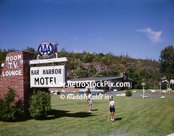 Bar Harbor Motel ( Bar Harbor Maine )