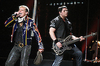 Van Halen in concert at Wells Fargo Center in Philadelphia, Pa on March 5, 2012  © Star Shooter / MediaPunchInc