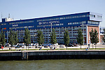 China Shipping and Imtech offices, Port of Rotterdam, Netherlands