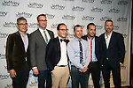 Guests and Jeffrey Kalinsky  Attend Jeffrey Fashion Cares 10th Anniversary New York Fundrasier Hosted by Emmy Rossum Held at the Intrepid, NY  4/2/13